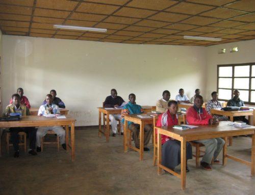 Prüfungen an der Bibelschule (EBPM)