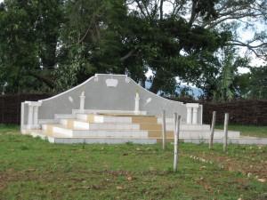 Das leere Grab des Königs