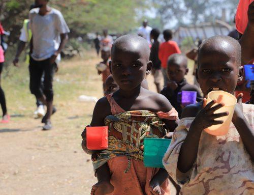 Gatumba – Hilfe, die weitergeht